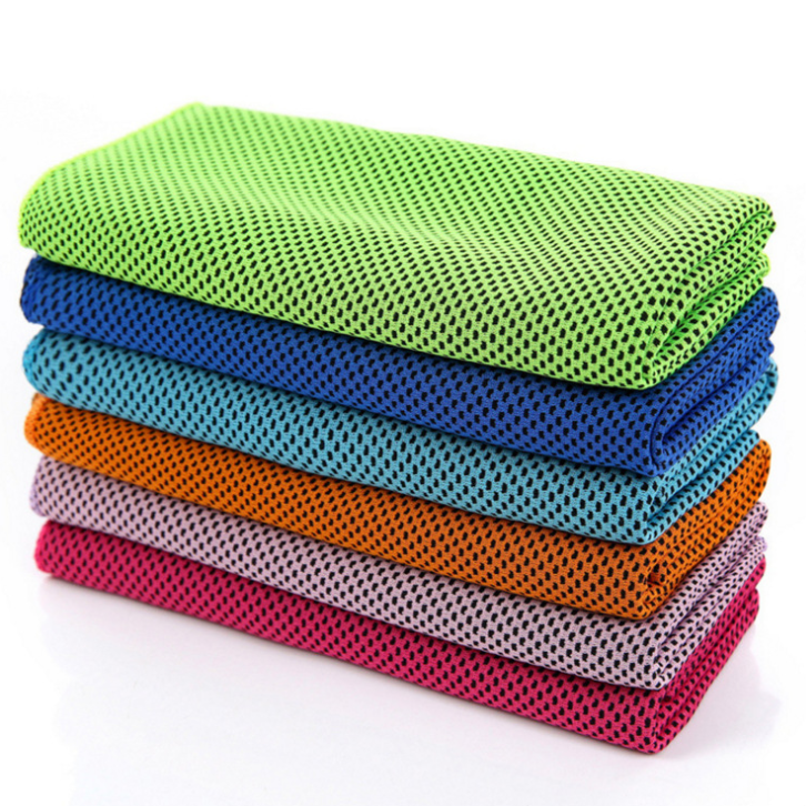 Cheap Wholesale Instant Cool Sports Cooling Towel