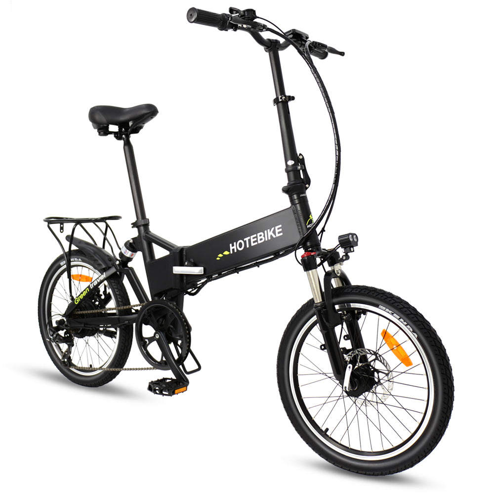 Colorful youth 20 inch electric folding bike