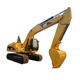 High Quality Cheap Used Mini Cat 320C Caterpillar Excavator For Sale