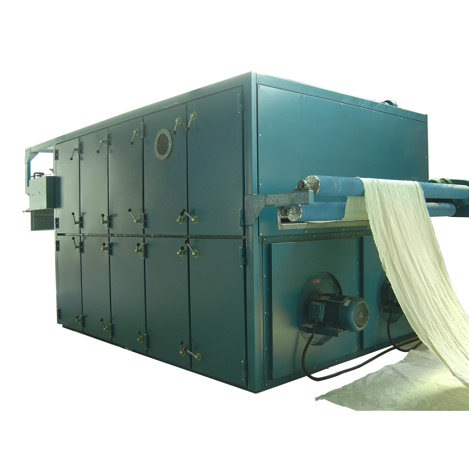 Drying Processing High Quality Automatic WMH974 Tension - Free Dryer