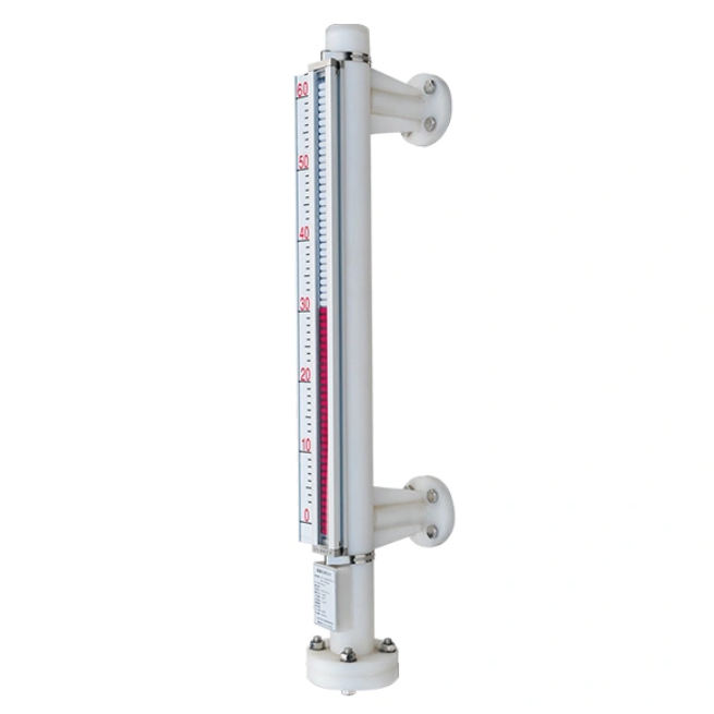 Frost-proof boiler steam drum magnetic level gauge ce