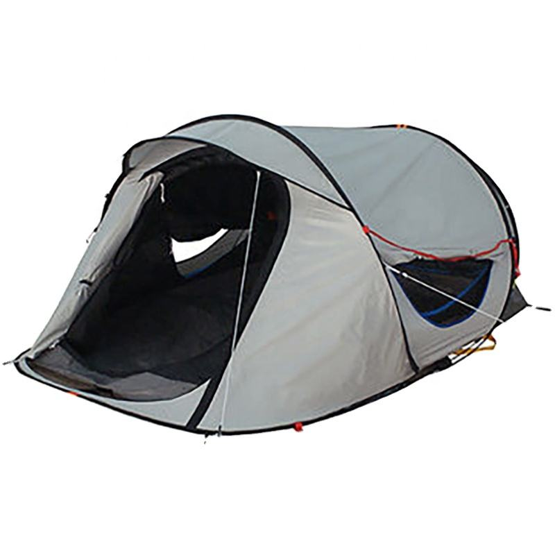 Free Pop Up Tent 2-3 Person Automatic and Instant Sun Shelter Waterproof & Anti-UV