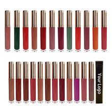 Waterproof Liquid Lipstick Wholesale Private Label Matte Lipstick