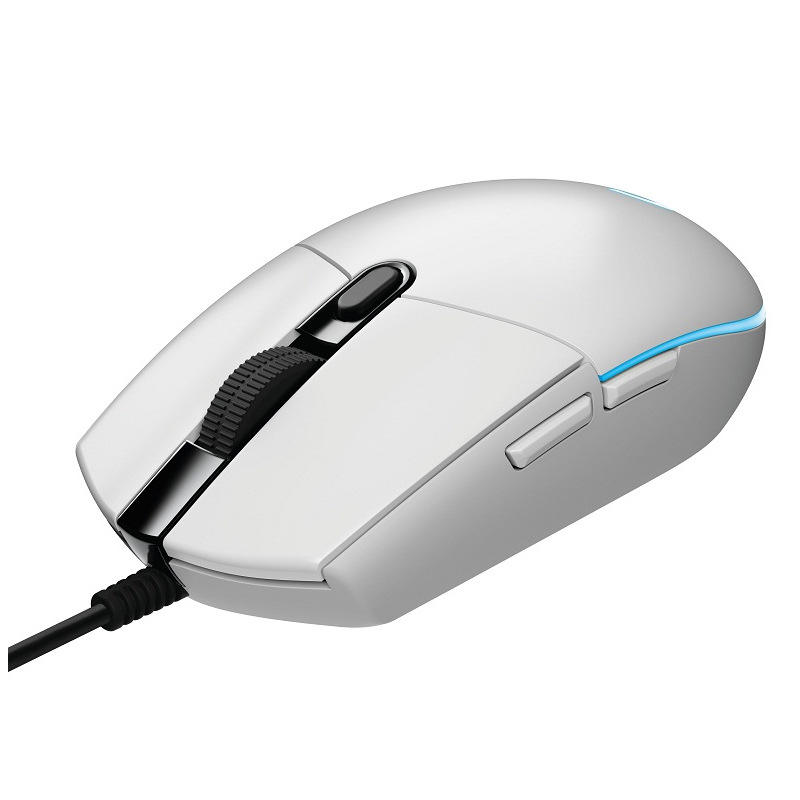 Vendita calda <span class=keywords><strong>100</strong></span>% Originale G102 G304 G502 Hero Wired Gaming <span class=keywords><strong>Mouse</strong></span> 8000 Dpi Rgb Ottico Usb <span class=keywords><strong>Del</strong></span> <span class=keywords><strong>Mouse</strong></span> Logitech Con 6 pulsanti