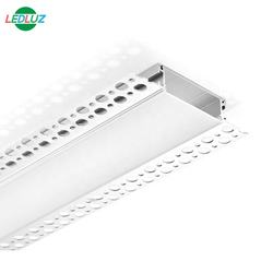 ALP083-R 16mm Trimless Recessed T Shape Drywall LED Profile