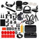 Go Pro Hero 8 7 6 5 4 Accessories Kit for Gopro 7 Session For EKEN Yi 4k Action Sport Camera