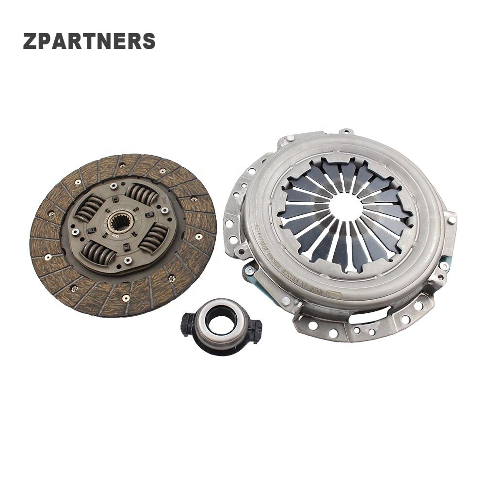 ZPARTNERS Auto Parts Clutch Disc Pressure Cover Bearing Repair Kit For PEUGEOT Citroen 2050H0 2050H5 2050R3 2050R6 826211
