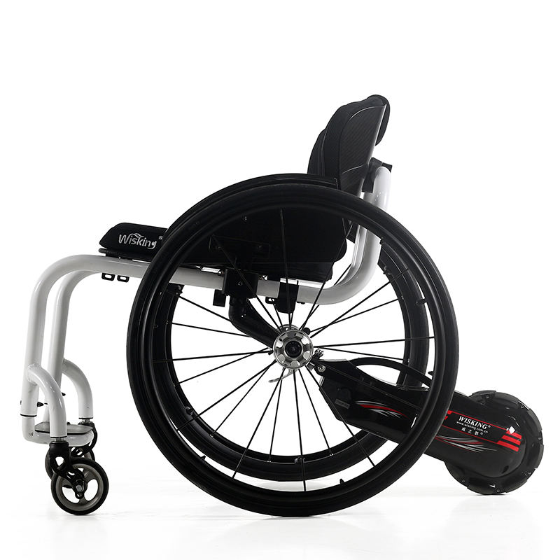 2019 2019 new walker with small tail with intelligent governor operation is more convenient manual / sports wheelchair handcycl