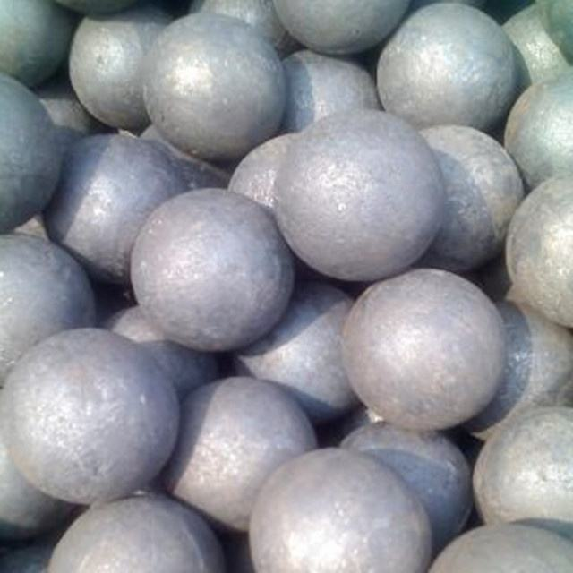 20mm-140mm Grinding Forged Steel Ball & Casting Steel Ball for Mining Equipment