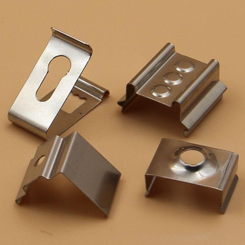 De clips de metal/ISO de fábrica/construir el morir y producir metal binder clips de metal y brace clips