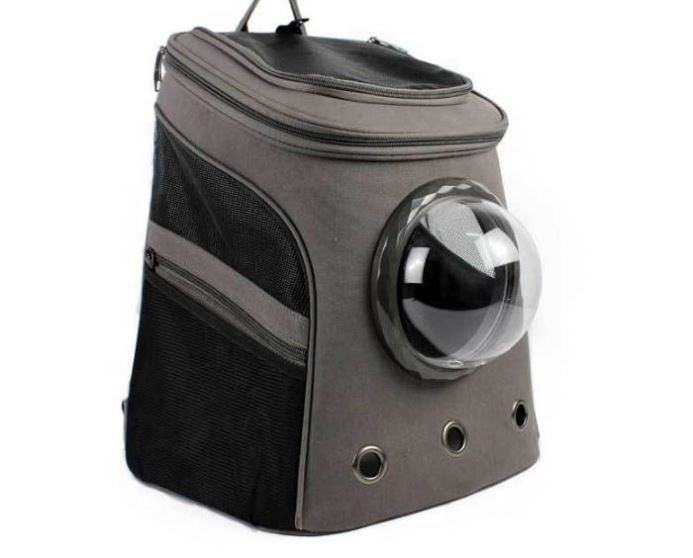 wholesale oxford backpack carrier large cat 10kg transparent pet space capsule backpack high quality