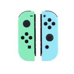 New Design Hot Selling Animal Crossing Joycon Case Shell Housing with All Buttons for Nintendo Switch Controller Joy-Con Console