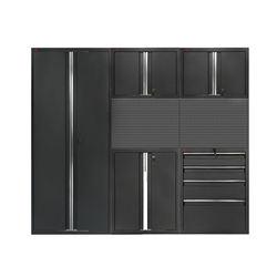 Heavy Duty Metal Garage Storage Cabinet