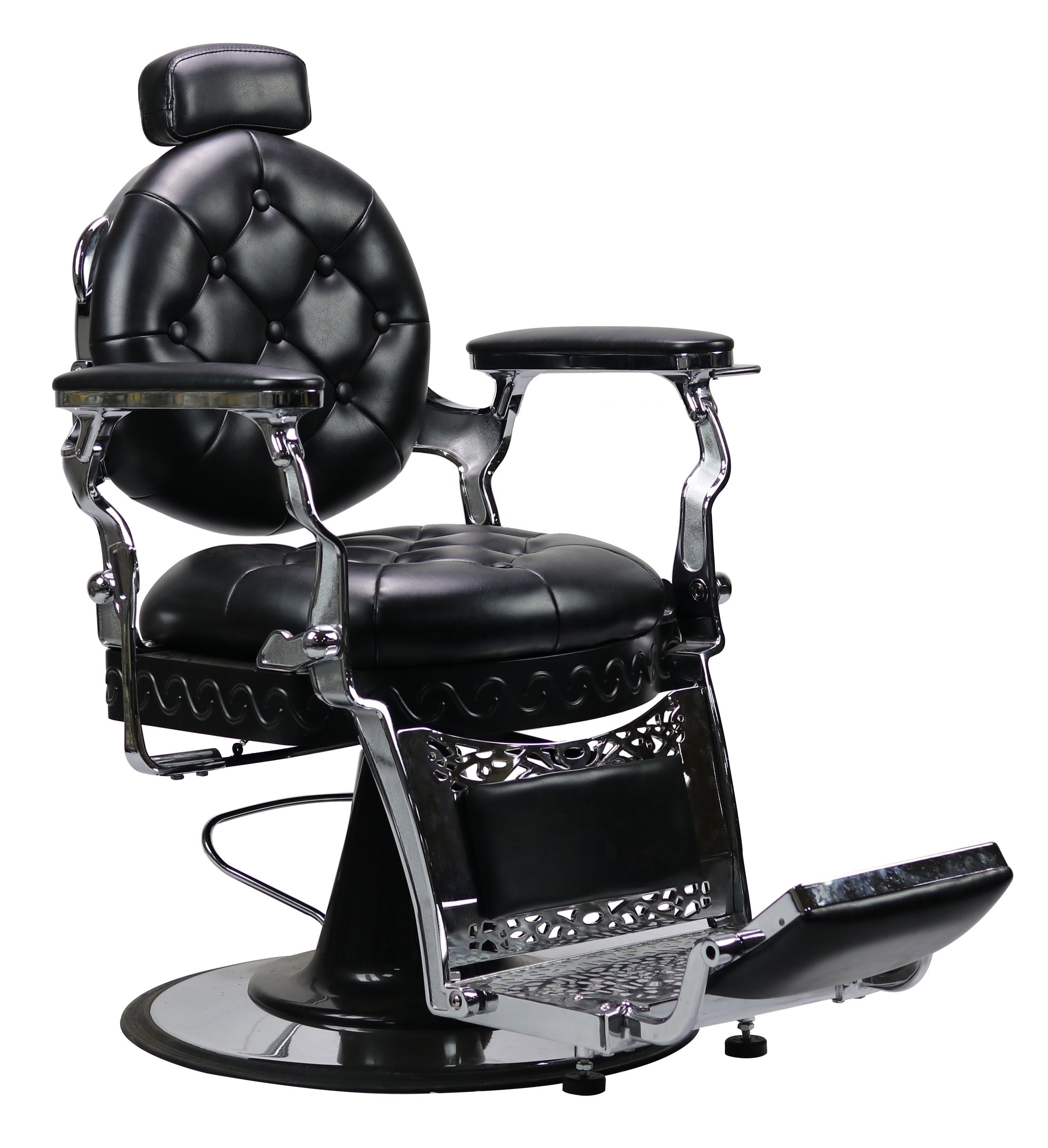 DTY antique barber chair for beauty salon furniture and barber shop factory supplier