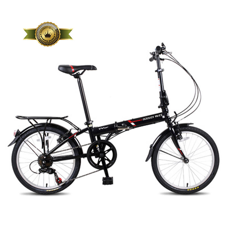 Good Foldable Bike Customized Folding Bicycle 20 Inch 7 Speed Gear,Sale Smallest Folding Bicycle Folding Bike In China