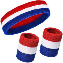 Customized Logo Sweatbands For Head Custom Sweat Band