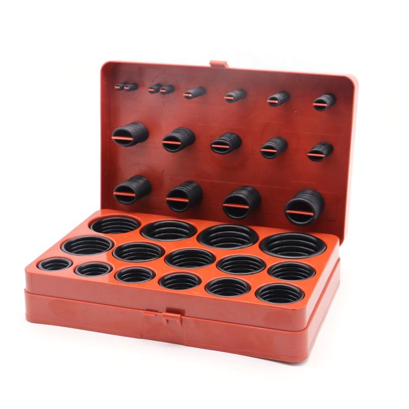 Car Vehicle Auto Repair 18 Sizes 270 Units New Tool hnbr Rubber Seals O-ring Washer kit box