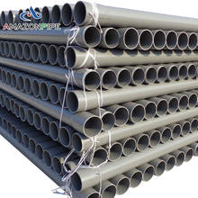Sewage And Agriculture Drip Irrigation System PVC Pipe List