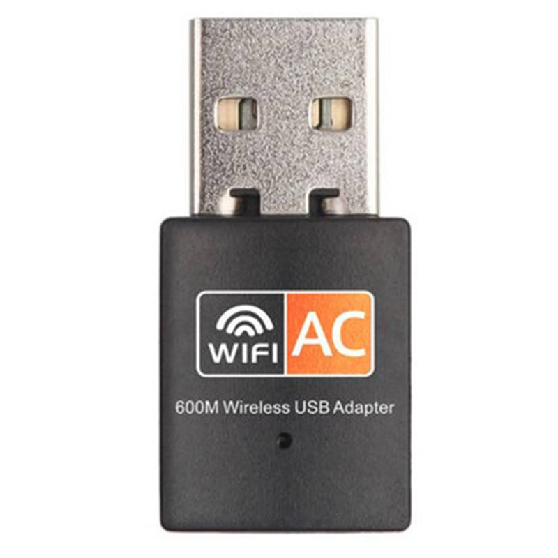 USB Wifi Adapter 600Mbps Wi fi Adapter 5ghz Antenna USB Ethernet PC Wi-Fi Adapter Lan Wifi Dongle AC Wifi Receiver R1475