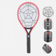 Latest Electric Fly Swatter Killer Eco-friendly Mosquito Bat, Insect Killer Racket