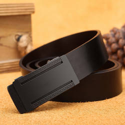 Manufacturer factory direct classic design hot selling fashion smoothness business man leather belt