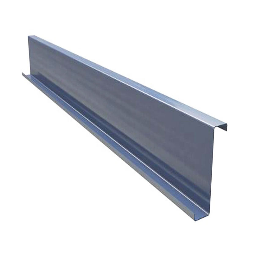 Galvanized z shaped steel channel z type steel metal building materials roof purlins