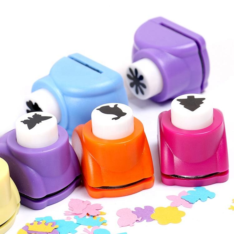Mini Handmade scrapbook decorative paper punch DIY Paper craft Punch