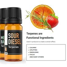 Ultra Pure OG Strain Specific Terpenes concentrated perfume oils