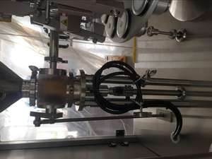 High Speed Tube Filling Making Machine