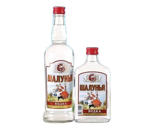 Shaluniya 40% Alcohol Vodka 0.5 L