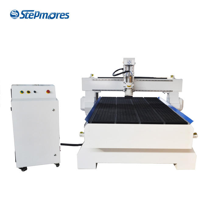 Factory supply Heavy duty 1325 wood working 3d 4* 8 ft cnc router machine