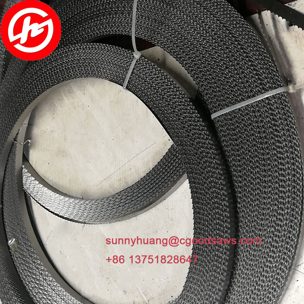 1 1/4 vertical frame sawing sawmill saw blades