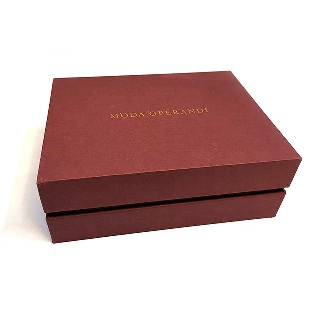 Cosmetic paper packing box with high quality factory price for custom logo