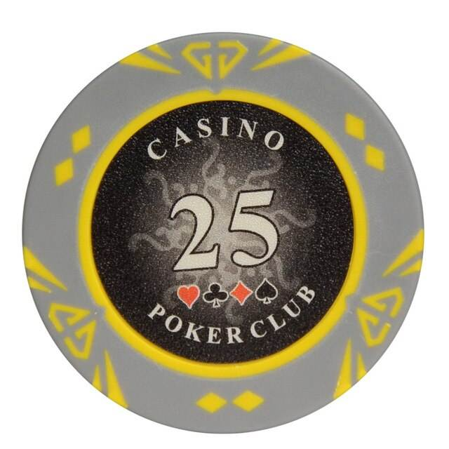 Casino Diamond Coins Clay Texas Chips Entertainment Accessories Poker Card Guard Poker Chips Sets