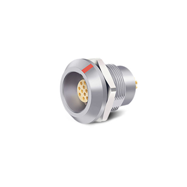 0K 5 Pin Round Aviation Connector HGG.0K.305.CLL