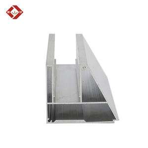 Aluminum profile shading curtain wall profiles with best price