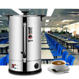Commercial prices ss water boiler electric tea kettle with filter for hotel kitchen shabbat
