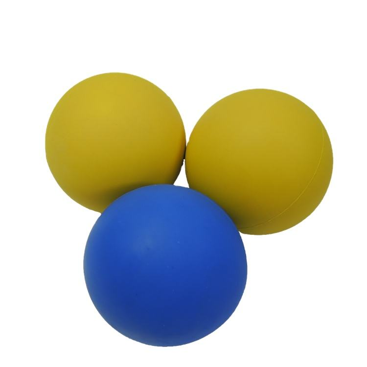 Wholesale 100% Natural Food-grade Massage Ball Rubber Ball for Dog