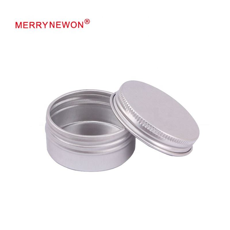 0.5oz 20ml 40*20 Empty cosmetic bottle Paste packing box /Aluminum Tins/ Aluminum cans jewelry