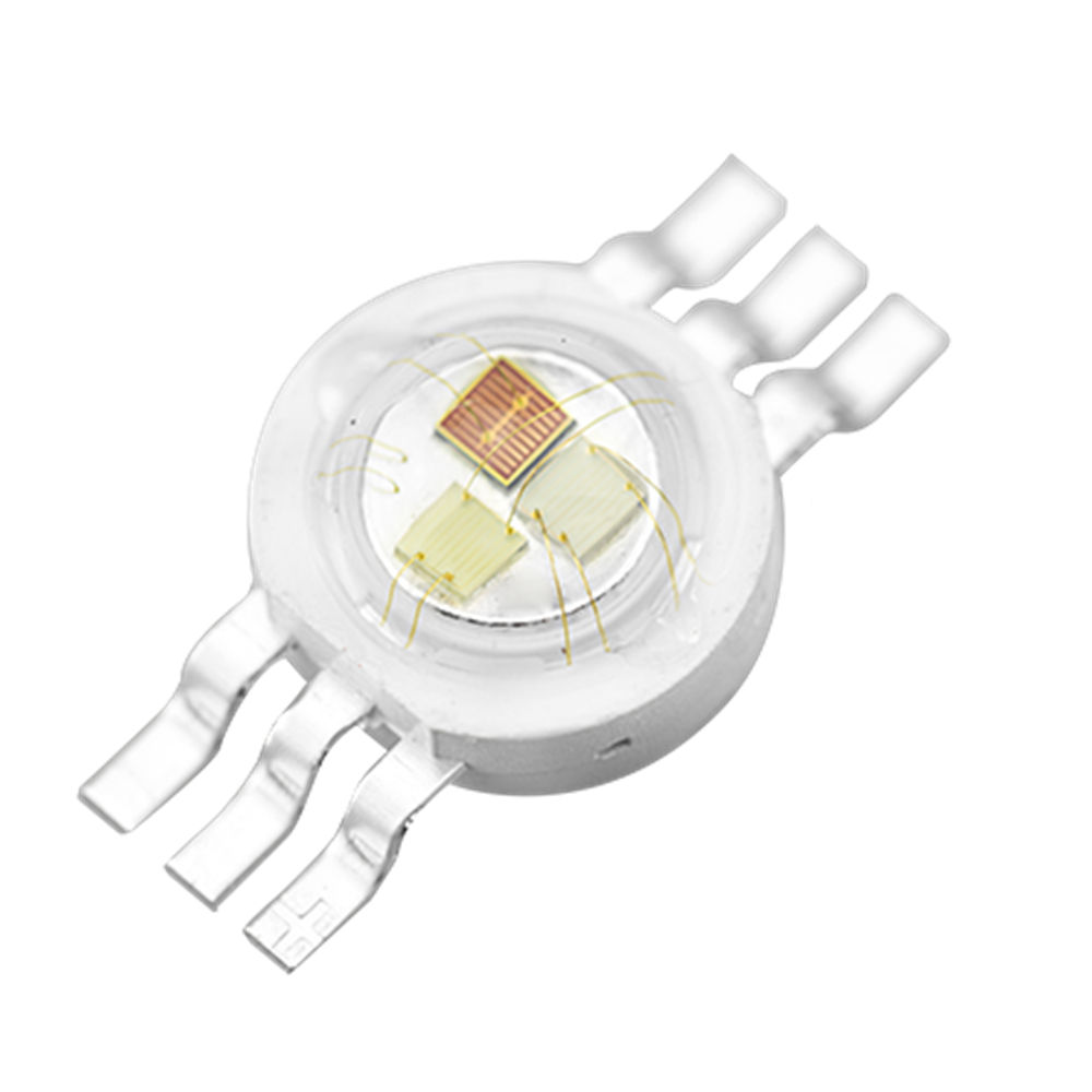 Red 620-630nm 400ma Chip RGB 3W High Power LED Diode for Par Lights