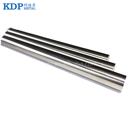W1 for surface glossing anneal square tungsten bar