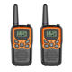 T51 Outdoor hiking climbing handheld cell phone two way radio walkie talkie with headphone jack