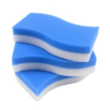 Compositive melamine eraser foam cleaning sponge