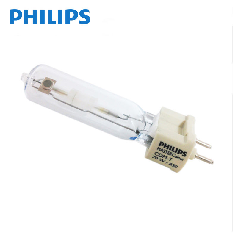 PHILIPSCMH 220V 150W Ceramic Metal Halide Lamp G12 CDM-T 830 3000K 4200K Single Ended Metal Halide Bulb