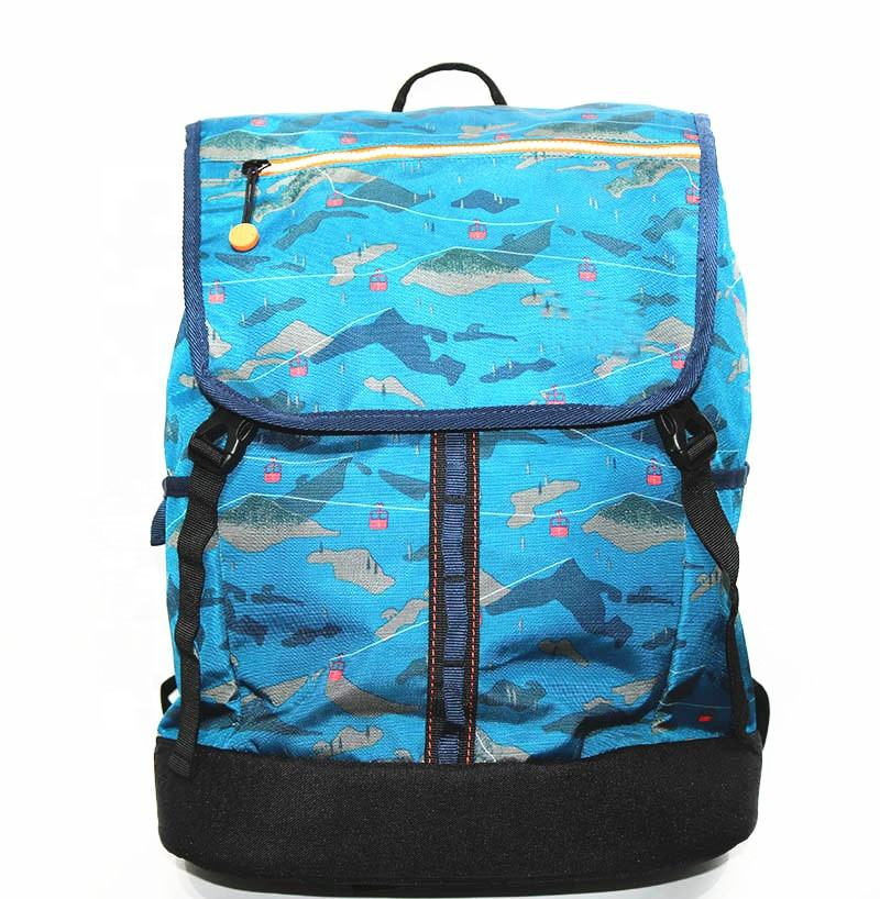 New teenager outdoor bagpack high class student school bag large capacity school backpack bag