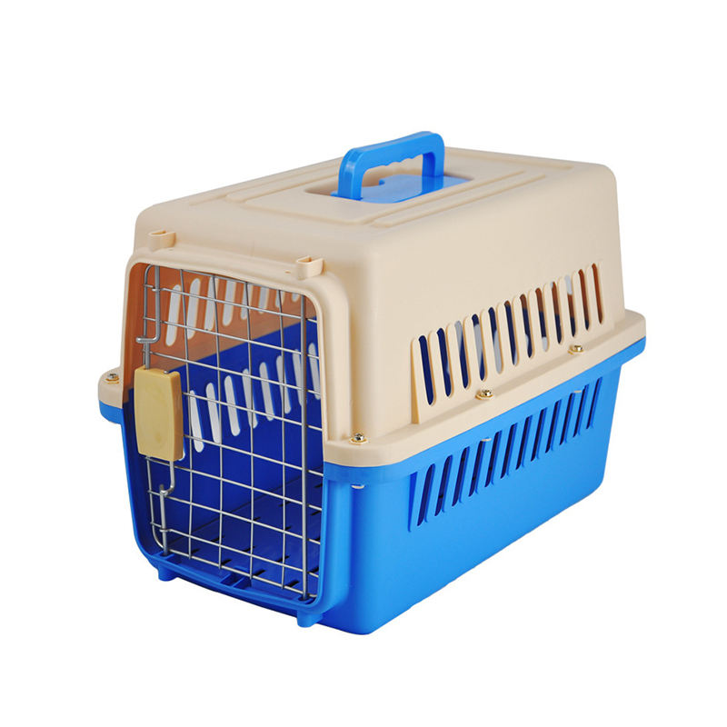 Pet Travel Carrier Pet Air Box Travel Dog Cat Transport Cage Portable Case Homes Airline Approved Pet Carrier