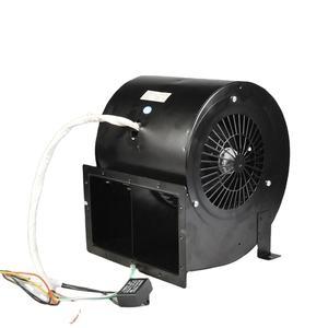 Ventilador Con Conducto de 75 w Ventilador Con Conducto En L/ínea de 8710CFM Ventilador de Techo Con /Ático Ventilador de 220 V CA con 0-100/% Controlador de Velocidad Ajustable Ventilador Extractor