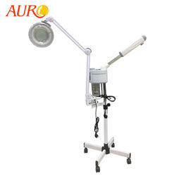 wholesale standing tyoe hot facial Ozone Steamer with magnify lamp AU-900E