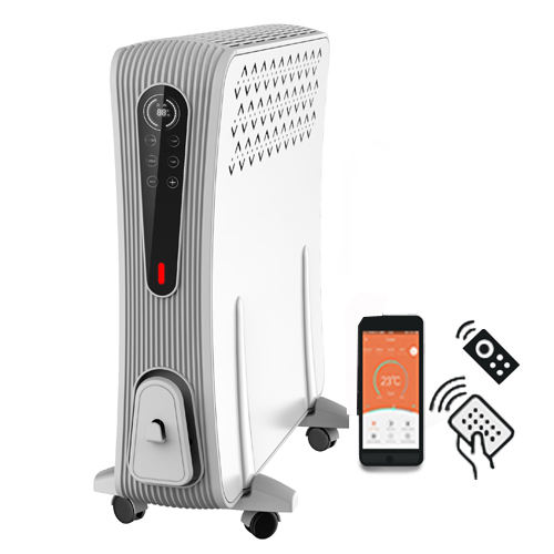2500W oil filled radiator App model oil heater