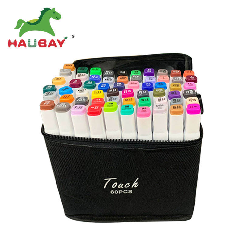 Custom China Permanent White Board Mini Art Paint Color Solid Graffiti Marker Pens Set, Sketch Artist Washable Marker For Kids